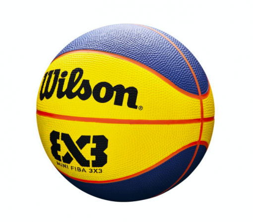 Wilson FIBA 3x3 Mini - Баскетбольный мини-мяч - 2