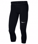 Nike Pro Men's 3/4 Training Tights - Компрессионные Штаны
