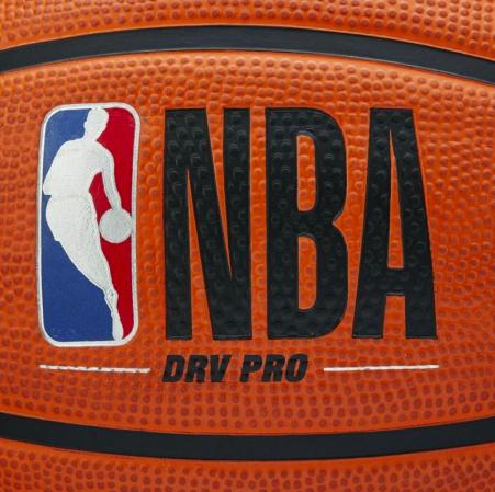 Wilson NBA DRV PRO Basketball - Универсальный Баскетбольный Мяч - 3