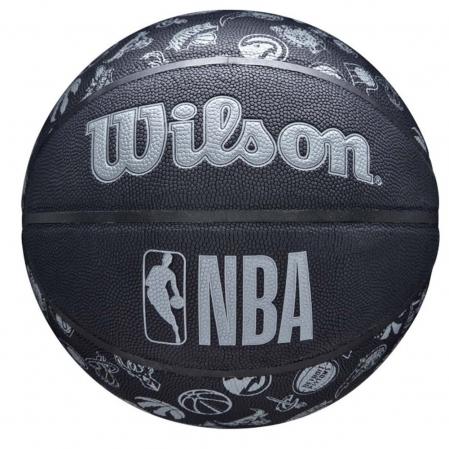 Wilson NBA All Team Basketball - Универсальный Баскетбольный Мяч - 1
