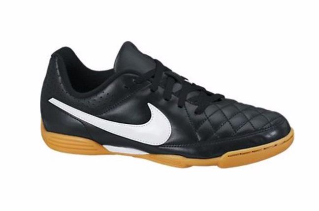 Nike JR Tiempo Rio II IC - Детские Футбольные Кроссовки - 1