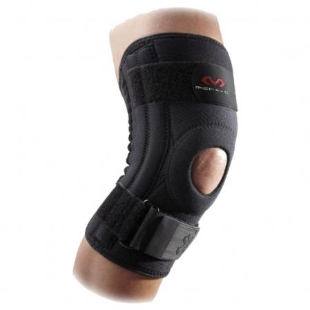 McDavid Neoprene Patella Knee Support With Spring Steel Stays - Укрепляющий наколенник - 1