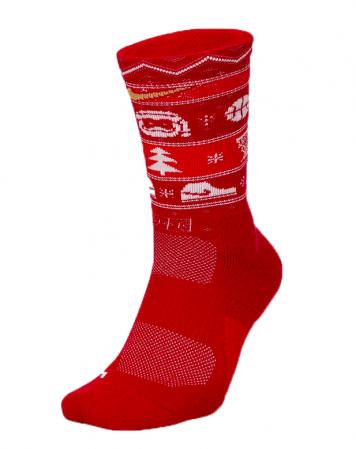 Nike Elite Christmas - Баскетбольные Носки - 1