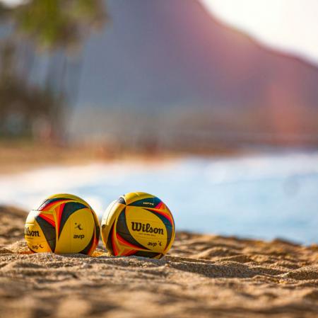 Wilson OPTX AVP Game Ball - Мяч для Пляжного Волейбола - 2