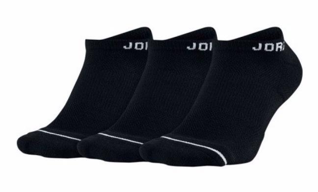 Jordan Jumpman Dri-Fit No-Show 3PPK - Баскетбольные Носки - 1
