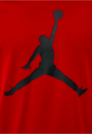Air Jordan Jumpman Tee - Мужская футболка - 2