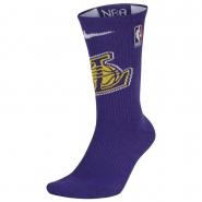 Nike Elite Crew NBA Los Angeles Lakers - Баскетбольные Носки
