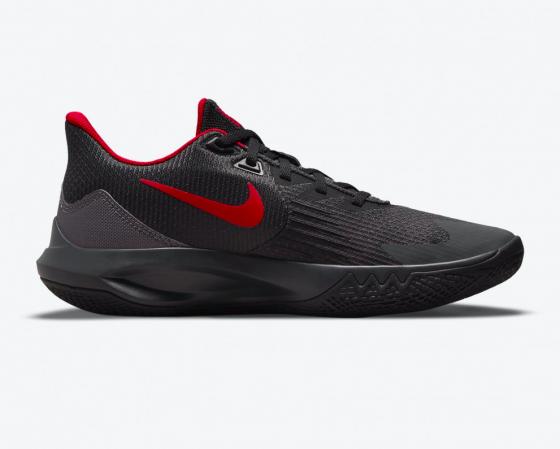 Nike Precision V - Баскетбольные Кроссовки - 4