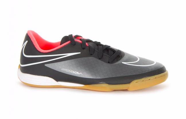 Nike Jr Hypervenom Phade IC - Детские Футбольные Кроссовки - 2