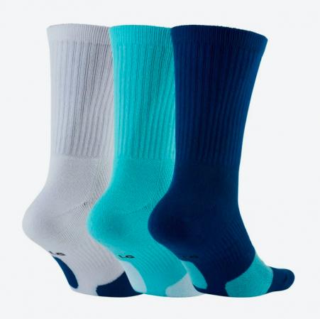 Nike Everyday Crew Basketball Socks (3 Pair) - Баскетбольные Носки - 3