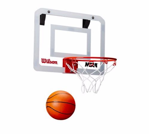 Wilson NCAA Pro Mini Hoop - Навесное баскетбольное мини-кольцо - 1