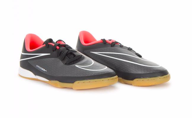 Nike Jr Hypervenom Phade IC - Детские Футбольные Кроссовки - 4