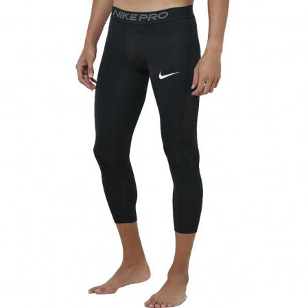 Nike Pro 3/4 Tights - Компрессионные Штаны - 1