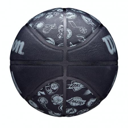Wilson NBA All Team Basketball - Универсальный Баскетбольный Мяч - 4