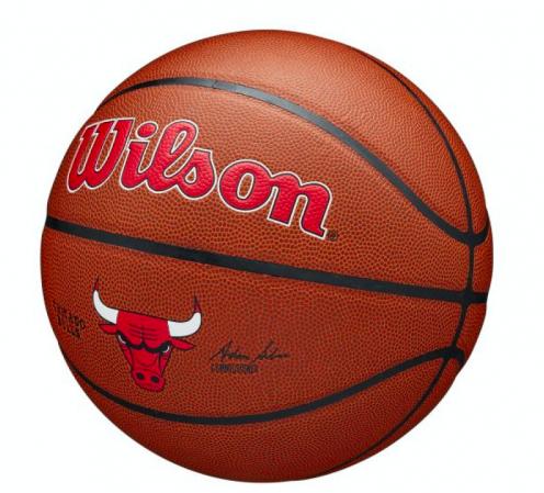 Wilson NBA Team Alliance Basketball - Баскетбольный Мяч - 2
