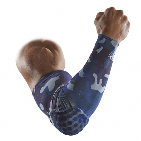 McDavid Hex Reversible Arm Sleeve - Компрессионный рукав с защитой (Двухсторонний) - 1
