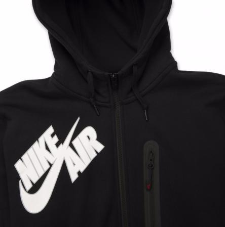 Nike Air Bonded Hoody - Мужская Кофта - 3