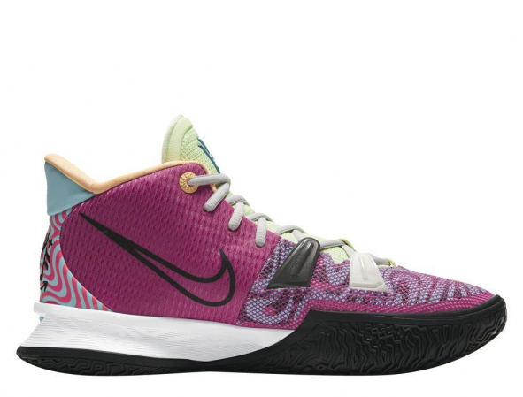 Nike Kyrie 7 - Баскетбольные кроссовки (DC0588-601) - 3