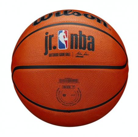 Wilson JR. NBA Authentic Outdoor Basketball - Универсальный Баскетбольный Мяч - 3