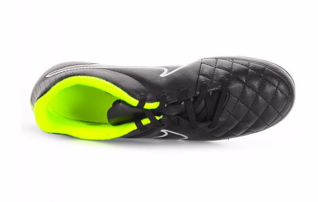 Nike Jr Tiempo Rio II Fg-R - Детские Футбольные Кроссовки - 3