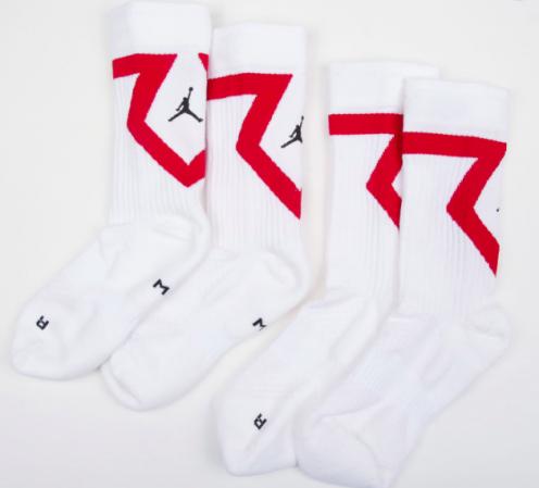 Air Jordan Legacy Crew 2ppk - Баскетбольные Носки - 3