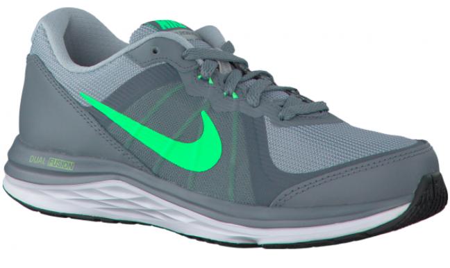Nike Dual Fusion X 2 (GS) - Женские(Подростковые) Кроссовки - 2