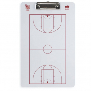 Crown Dry Erase Basketball Coaching Clipboard - Баскетбольная Тренерская Доска