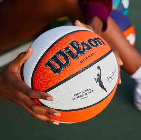 Wilson WNBA Official Game Basketball - Баскетбольный Мяч - 3
