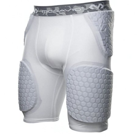 McDavid Hex Thudd Protection Short - Компрессионные шорты с защитой - 2